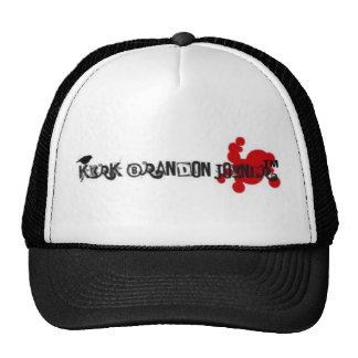 Gorra del camionero del carpintero de Kirk Brandon