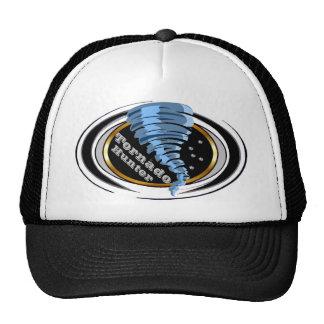 ¡Gorra del camionero del cazador del tornado! Gorras De Camionero