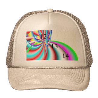 Gorra del camionero del chapoteo 12-13-14 del arco