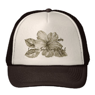 Gorra del camionero del club de Lanai que practica