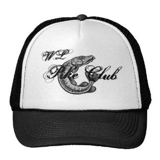 Gorra del camionero del club de Pike