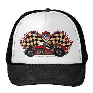 Gorra del camionero del coche de Sprint