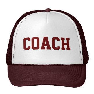 Gorra del camionero del COCHE {marrón}