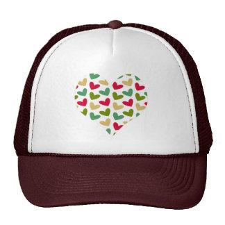 """Gorra del camionero del """"corazón"""""""