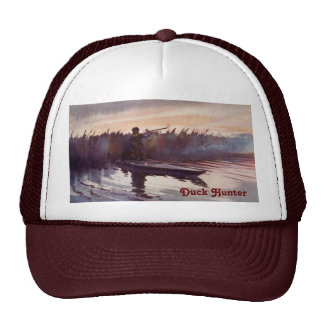 Gorra del camionero del deportista del lago hunter