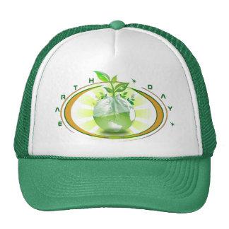 Gorra del camionero del Día de la Tierra