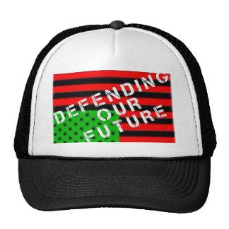 Gorra del camionero del DOF