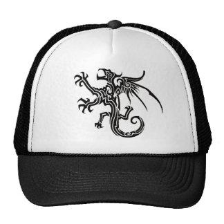 Gorra del camionero del dragón