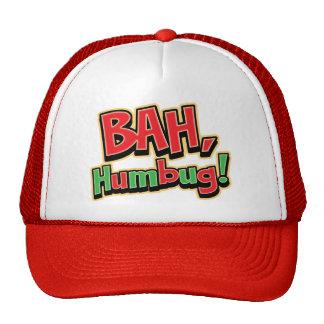Gorra del camionero del embaucamiento de Bah