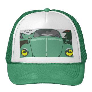 Gorra del camionero del escarabajo
