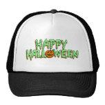 Gorra del camionero del feliz Halloween
