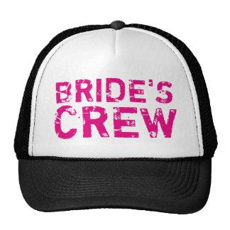 Gorra del camionero del fiesta del bachelorette