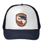 Gorra del camionero del Fox de USS (CG-33) (Multi-