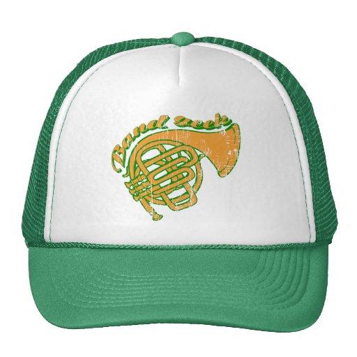 Gorra del camionero del friki de la banda