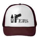 Gorra del camionero del fútbol americano