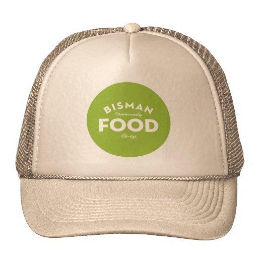 Gorra del camionero del gallinero de la comida de