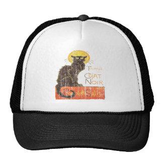 Gorra del camionero del gato del vintage