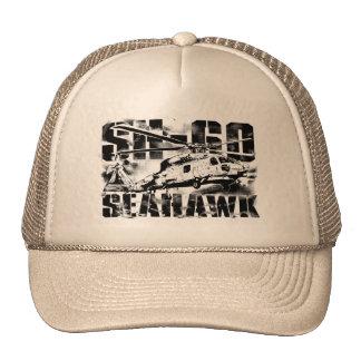 Gorra del camionero del halcón del mar