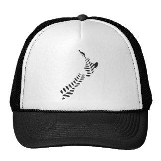 Gorra del camionero del helecho NZ