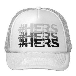 Gorra del camionero del #HERS