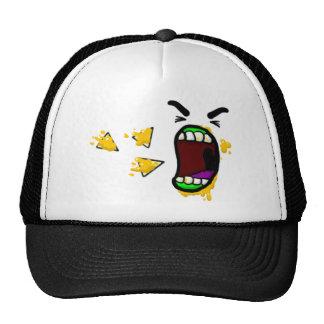 Gorra del camionero del hombre del Nacho