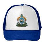 gorra del camionero del honduras_escudo