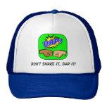 Gorra del camionero del icono de DAP APP