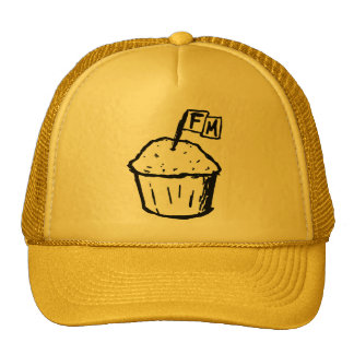 Gorra del camionero del icono del mollete de Frank