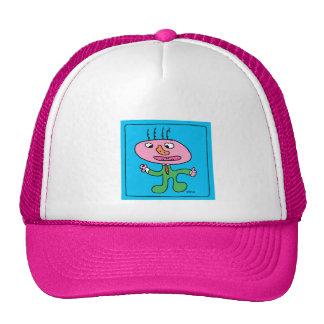 gorra del camionero del individuo de steve