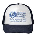 Gorra del camionero del IRS