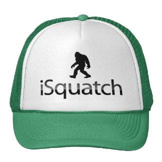 gorra del camionero del iSquatch