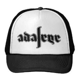 Gorra del camionero del logotipo de Adalene