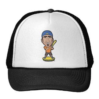 Gorra del camionero del logotipo de BSG