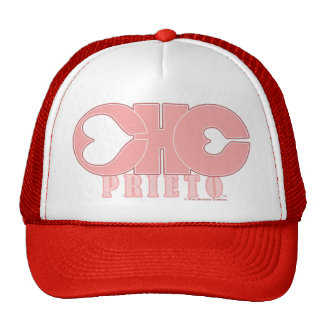 Gorra del camionero del logotipo de Che Prieto