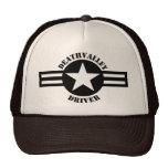 ¡Gorra del camionero del logotipo de la estrella d