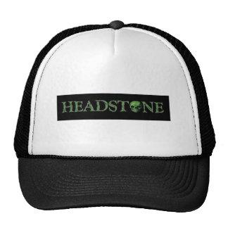 Gorra del camionero del logotipo de la LÁPIDA MORT