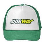 Gorra del camionero del logotipo de la parodia de