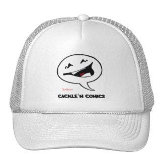 Gorra del camionero del logotipo de los tebeos de