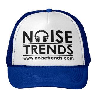 Gorra del camionero del logotipo de NOISEtrends