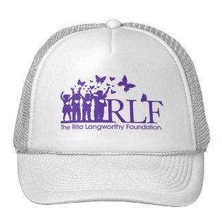 Gorra del camionero del logotipo de RLF