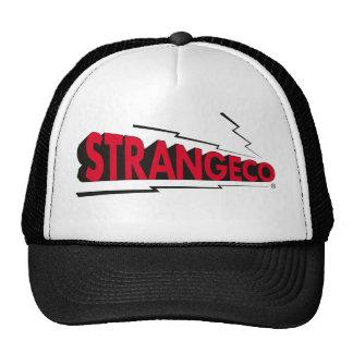 Gorra del camionero del LOGOTIPO de STRANGECO