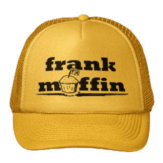 Gorra del camionero del logotipo del mollete de Fr