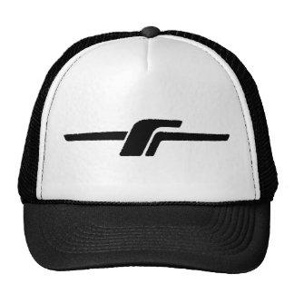 Gorra del camionero del logotipo del silvicultor
