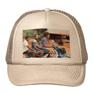 Gorra del camionero del motorismo