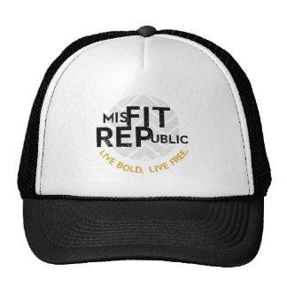 gorra del camionero del mrFIT