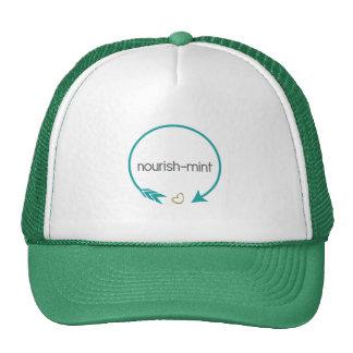 gorra del camionero del nanómetro