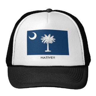 Gorra del camionero del orgullo del SC