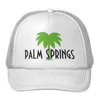 Gorra del camionero del Palm Springs
