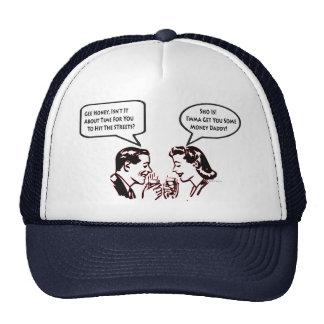 Gorra del camionero del papá del chulo