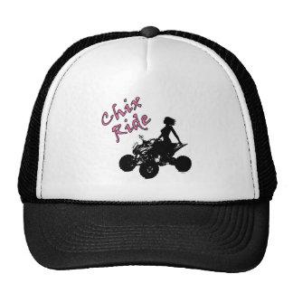 Gorra del camionero del paseo de Chix